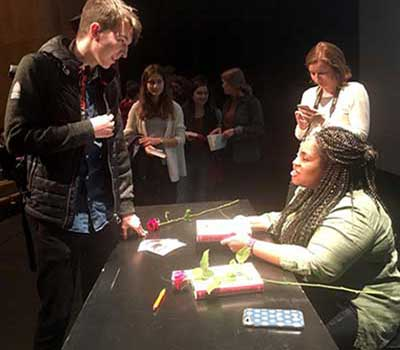 Festivalbesuch bei Angie Thomas