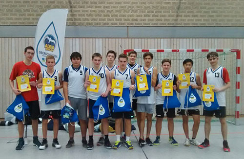 Basketball Schulmeisterschaft 2017